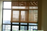 Lắp đặt mành tăm phòng làm việc tại Hà Nội nhà anh Trung