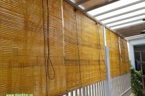 Thi công màn sao tre trúc nhà hàng Thành Nam tại Hà Nội