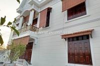 Lắp đặt mành tre biệt thự nhà vườn Thái Nguyên chú Hò Bún
