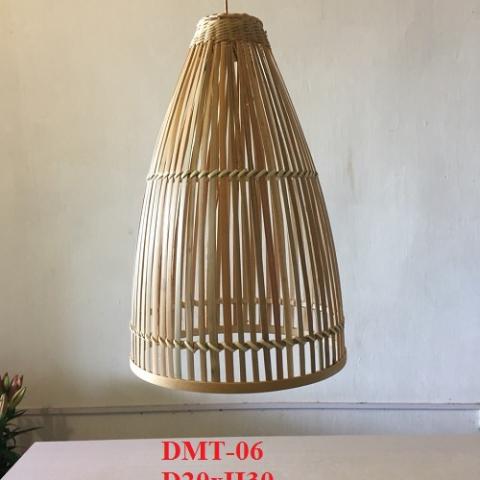 Đèn mây tre DMT-06